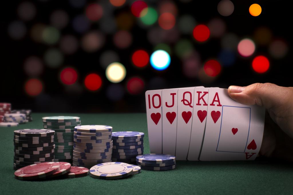 Стратегия для игры в покер — «минрейз»